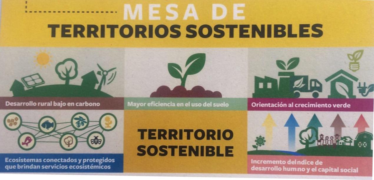 LANZAMIENTO MESA DE TERRITORIOS SOSTENIBLES